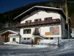 Berghof in Werfenweng