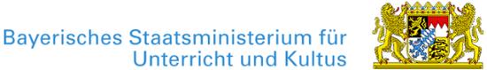 Logo und Link zum Kultusministerium